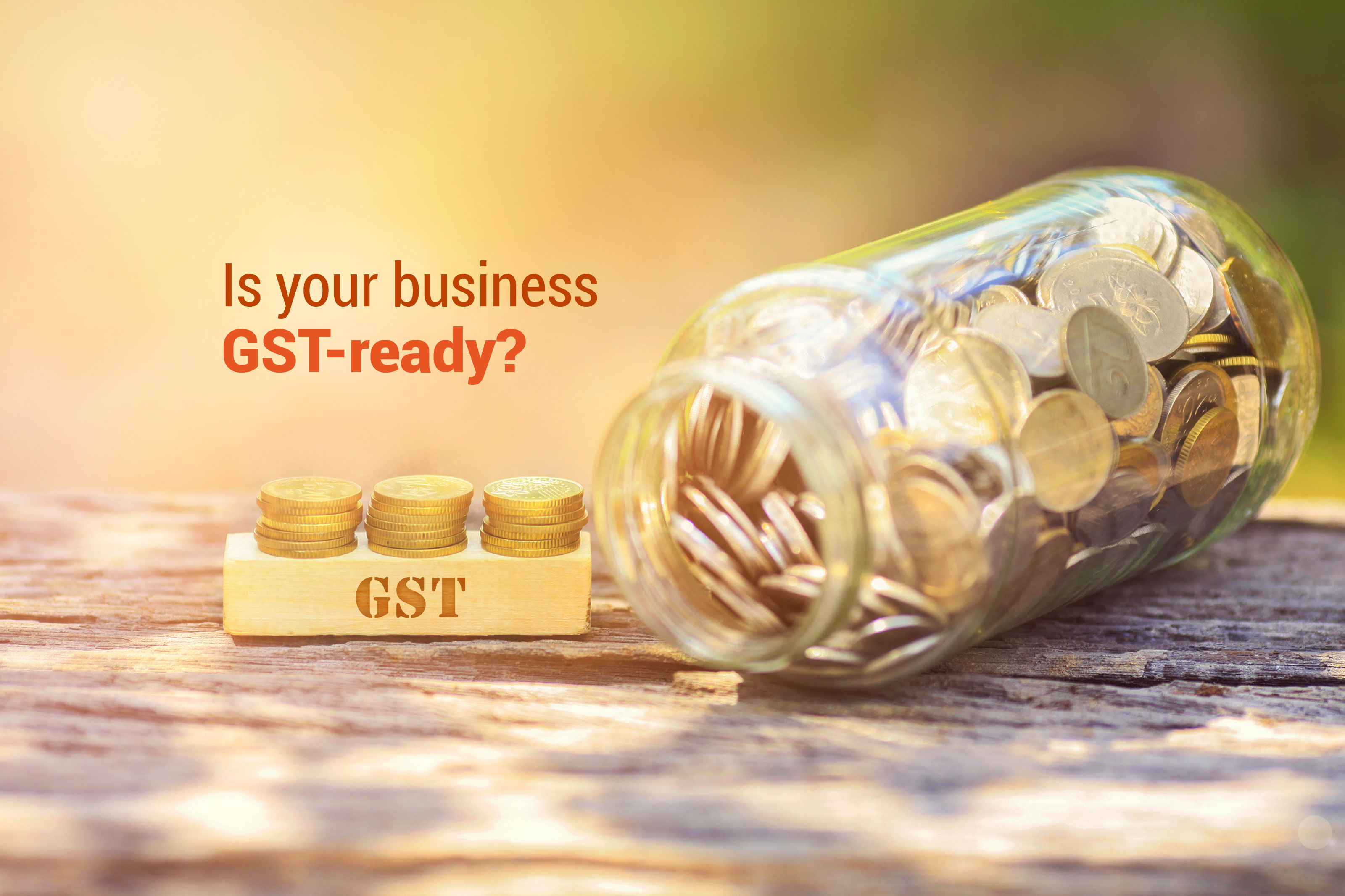 GST for business